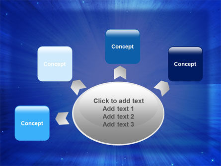 Distant Light PowerPoint Template Slide 7