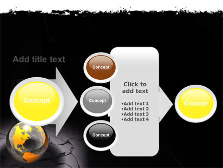 Shuttered World PowerPoint Template Slide 17