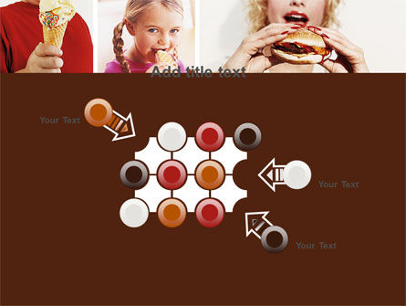 Sweet Snacks PowerPoint Template Slide 10