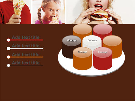 Sweet Snacks PowerPoint Template Slide 12