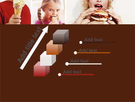 Sweet Snacks PowerPoint Template Slide 14