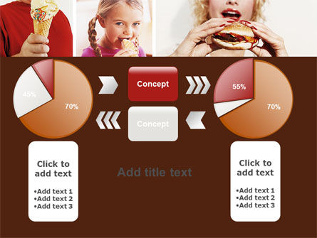 Sweet Snacks PowerPoint Template Slide 16