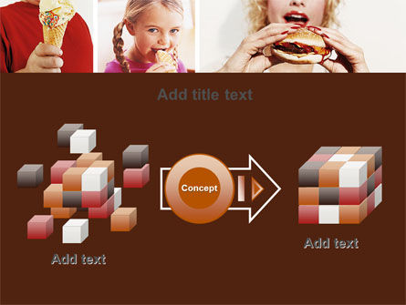 Sweet Snacks PowerPoint Template Slide 17