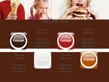 Sweet Snacks PowerPoint Template Slide 18