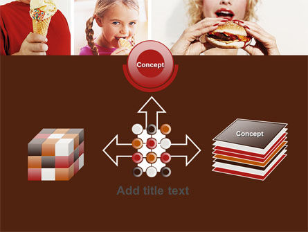 Sweet Snacks PowerPoint Template Slide 19