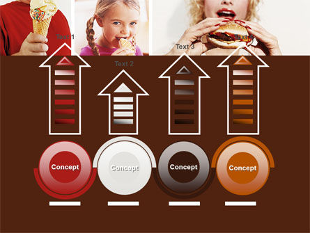 Sweet Snacks PowerPoint Template Slide 7