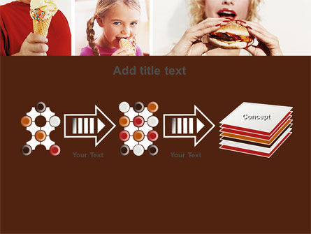 Sweet Snacks PowerPoint Template Slide 9