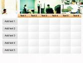 Men At Work PowerPoint Template#15