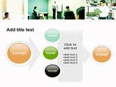 Men At Work PowerPoint Template#17