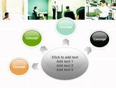 Men At Work PowerPoint Template#7