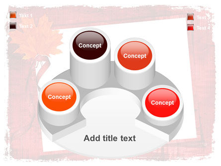 Autumn Frame PowerPoint Template Slide 12