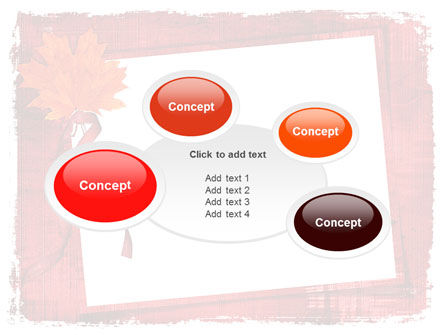 Autumn Frame PowerPoint Template Slide 16