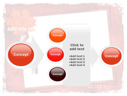 Autumn Frame PowerPoint Template Slide 17