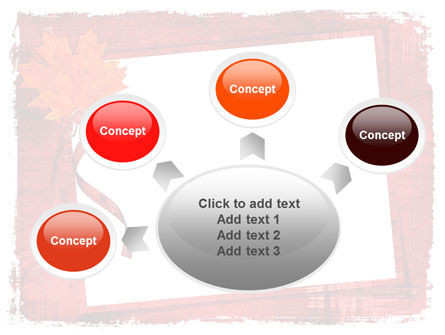 Autumn Frame PowerPoint Template Slide 7