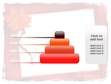 Autumn Frame PowerPoint Template Slide 8