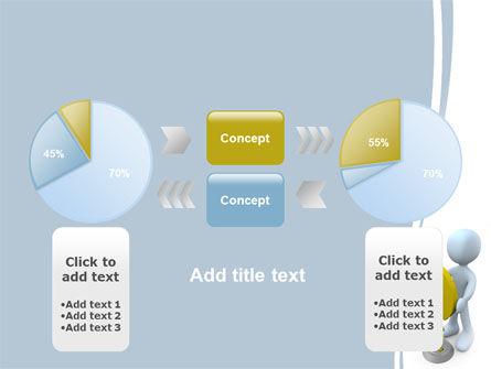 Unlock PowerPoint Template Slide 11