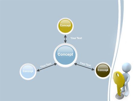Unlock PowerPoint Template Slide 14