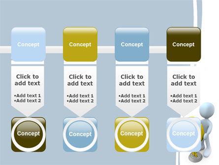Unlock PowerPoint Template Slide 18