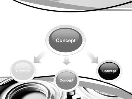 Organized Mechanism PowerPoint Template, Slide 4, 06182, Utilities/Industrial — PoweredTemplate.com