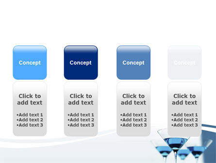 Martini PowerPoint Template Slide 5
