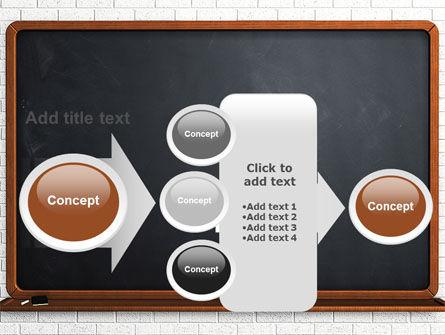 Blackboard PowerPoint Template Slide 17