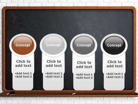 Blackboard PowerPoint Template Slide 5