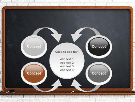 Blackboard PowerPoint Template Slide 6
