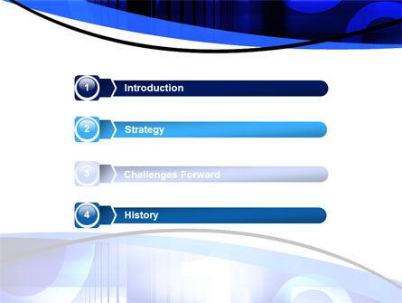 Digital Flow PowerPoint Template Slide 3
