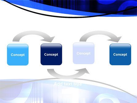 Digital Flow PowerPoint Template Slide 4