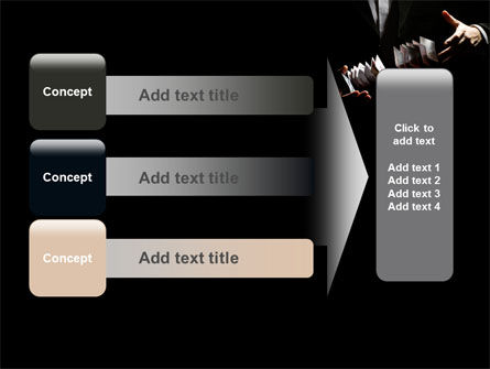 Card Trick Free PowerPoint Template Slide 12
