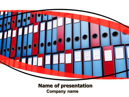 Consulting: Modelo do PowerPoint - manutenção de registros #06191