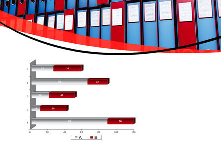Record Keeping Office PowerPoint Template Slide 11