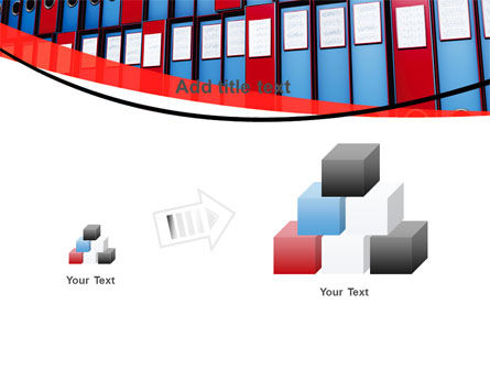 Record Keeping Office PowerPoint Template Slide 13