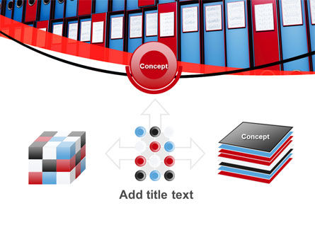 Record Keeping Office PowerPoint Template Slide 19