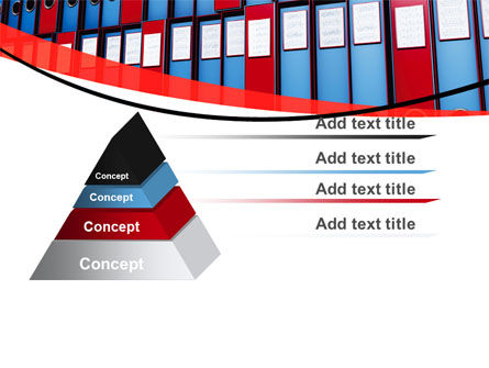 Record Keeping Office PowerPoint Template, Slide 4, 06191, Consulting — PoweredTemplate.com