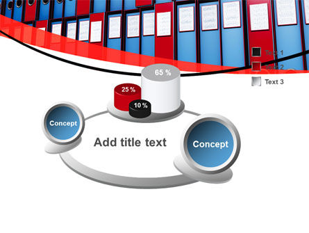 Record Keeping Office PowerPoint Template Slide 6