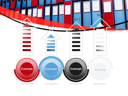 Record Keeping Office PowerPoint Template Slide 7