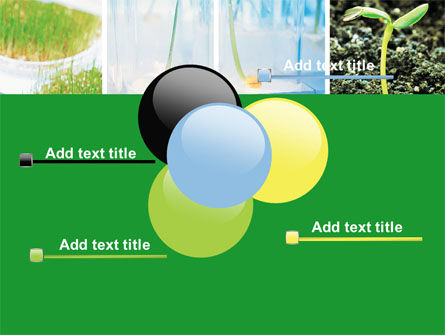 Free Plant Breeding In Laboratory PowerPoint Template Slide 10