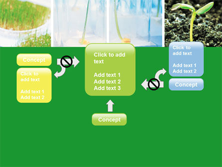 Plant Breeding In Laboratory Free PowerPoint Template Slide 13
