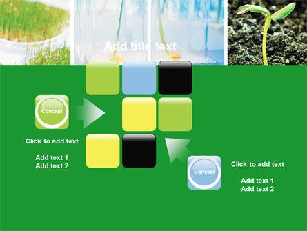 Plant Breeding In Laboratory Free PowerPoint Template Slide 16
