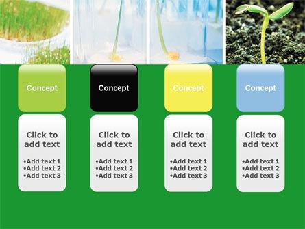 Free Plant Breeding In Laboratory PowerPoint Template Slide 5