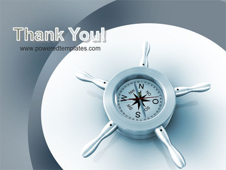 Steering Wheel PowerPoint Template Slide 20