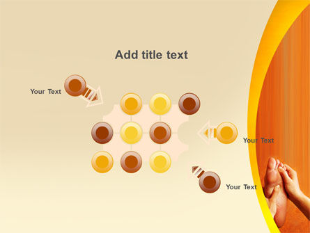 Feet Massage PowerPoint Template Slide 10