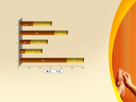 Feet Massage PowerPoint Template Slide 11