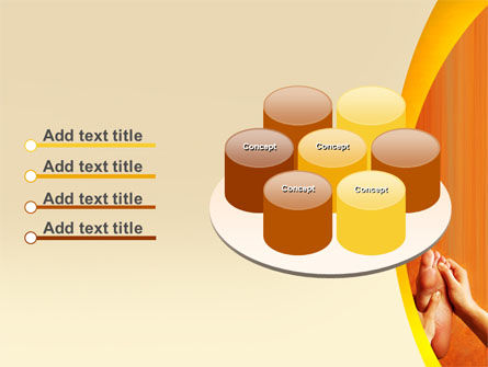 Feet Massage PowerPoint Template Slide 12