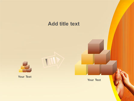 Feet Massage PowerPoint Template Slide 13