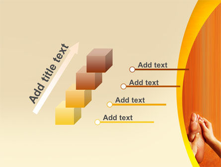 Feet Massage PowerPoint Template Slide 14
