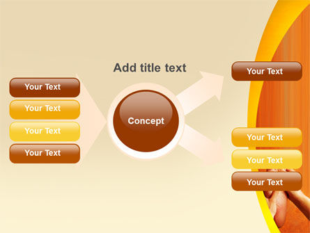Feet Massage PowerPoint Template Slide 15