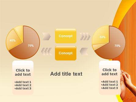 Feet Massage PowerPoint Template Slide 16