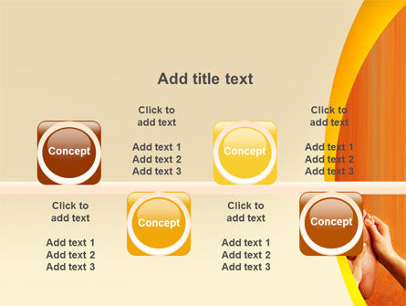 Feet Massage PowerPoint Template Slide 18